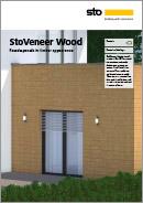 StoVeneer Wood brochure