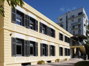 Goethe Institut Thessaloniki | Εξωτερική θερμομόνωση με κορυφαία αντίσταση στη φωτιά