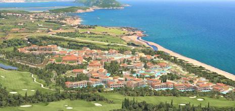 Costa Navarino, ο νέος πολυτελής τουριστικός προορισμός στη Μεσόγειο