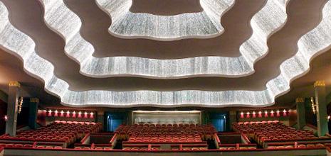 Ακουστική και Αρχιτεκτονικός Σχεδιασμός στο Θέατρο Παλλάς