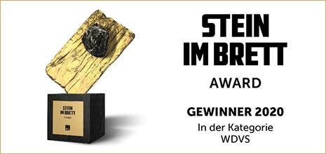 """Βραβείο """"Stein im Brett"""""""