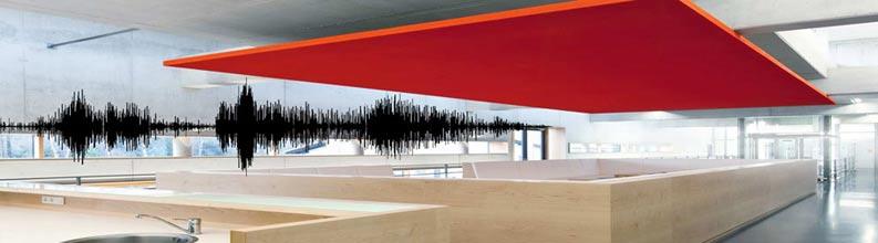 StoSilent Modular Σύστημα ηχοαπορρόφησης - Ακουστικής